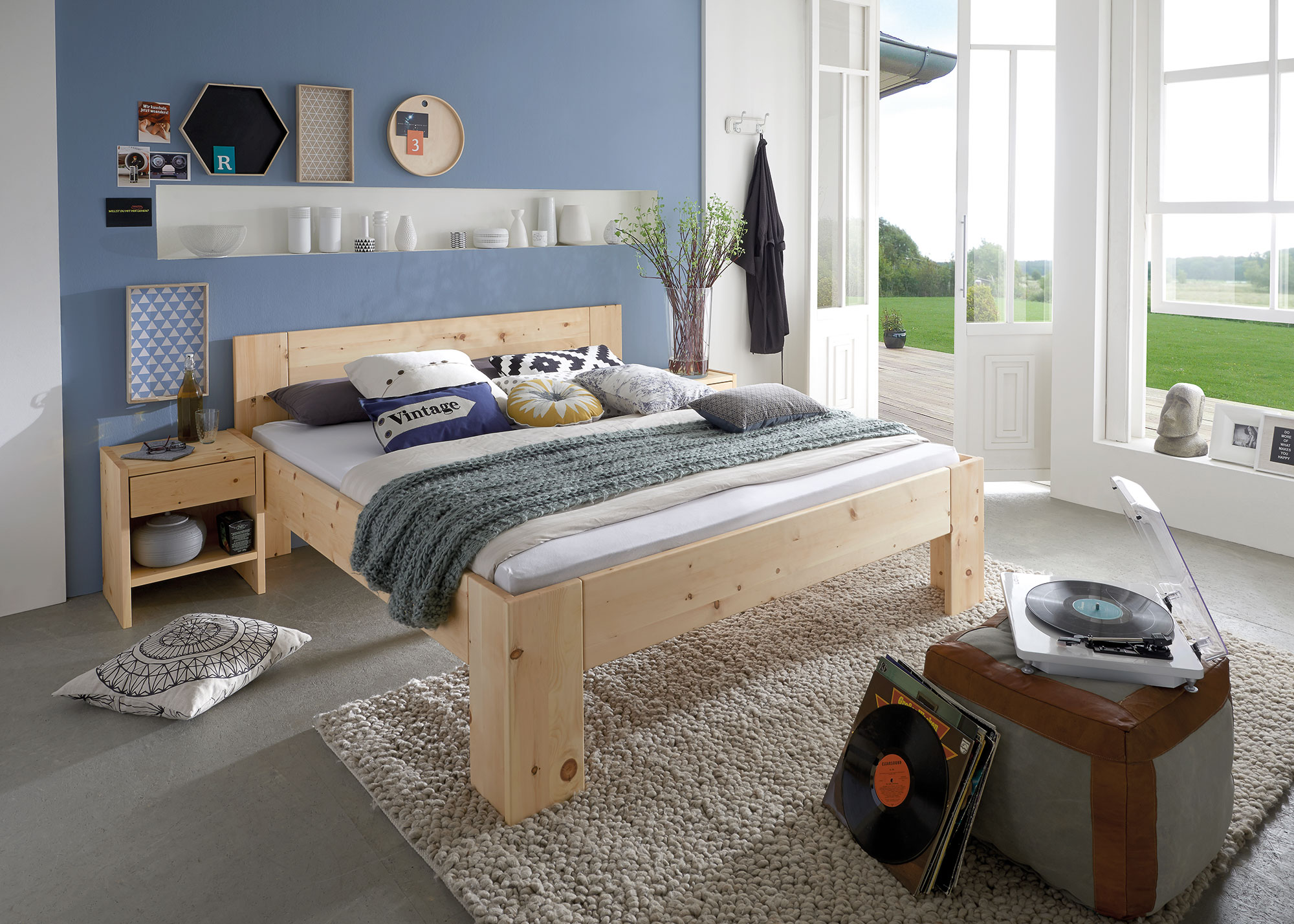 Relax2000 Schlafsystem Zirbe
