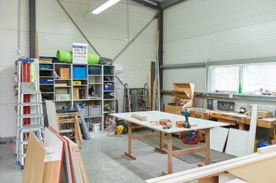Werkstatt-Tischlerei